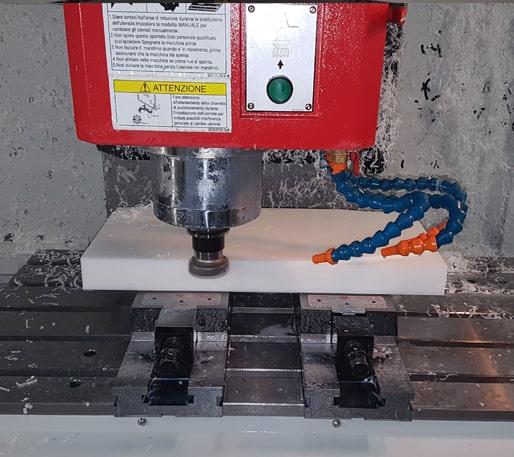 lavorazioni meccaniche di precizione alluminio